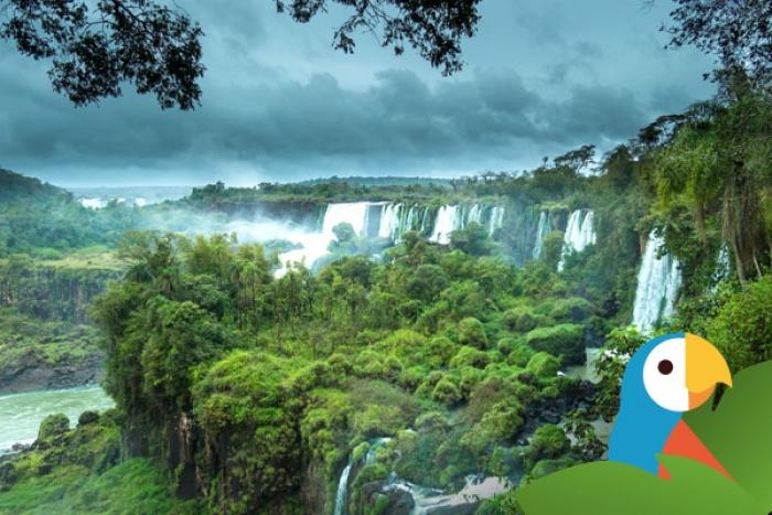 Cataratas del Iguazú - Provincia de Misiones - Argentina
